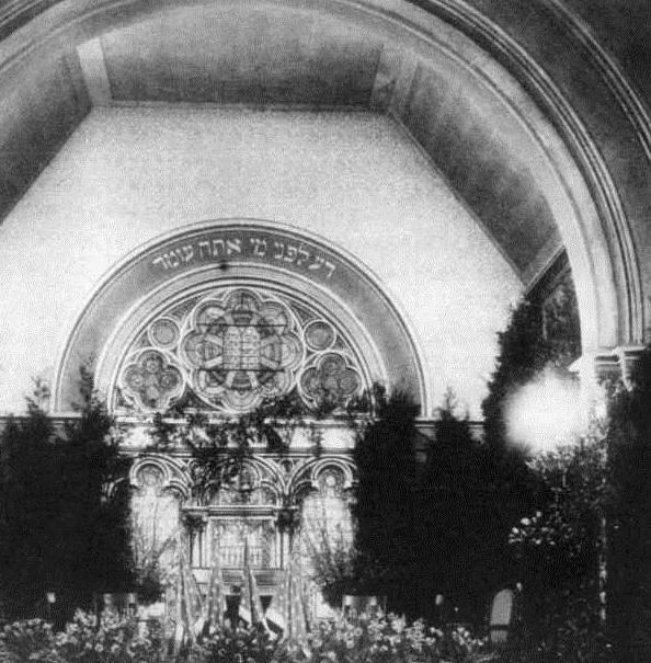 Historic Synagogues of Hartford – Jewish Historical Society
